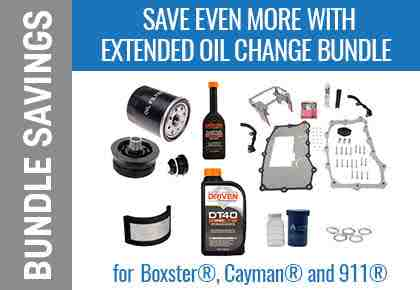 Oil Change Bundle has more options now.