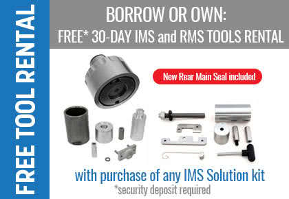 Free 30-day tools rental with IMS Solution purchase.